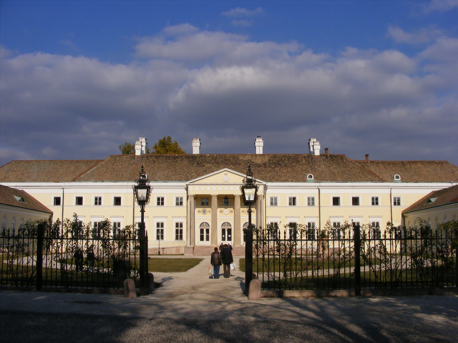 Csákvári kastély
