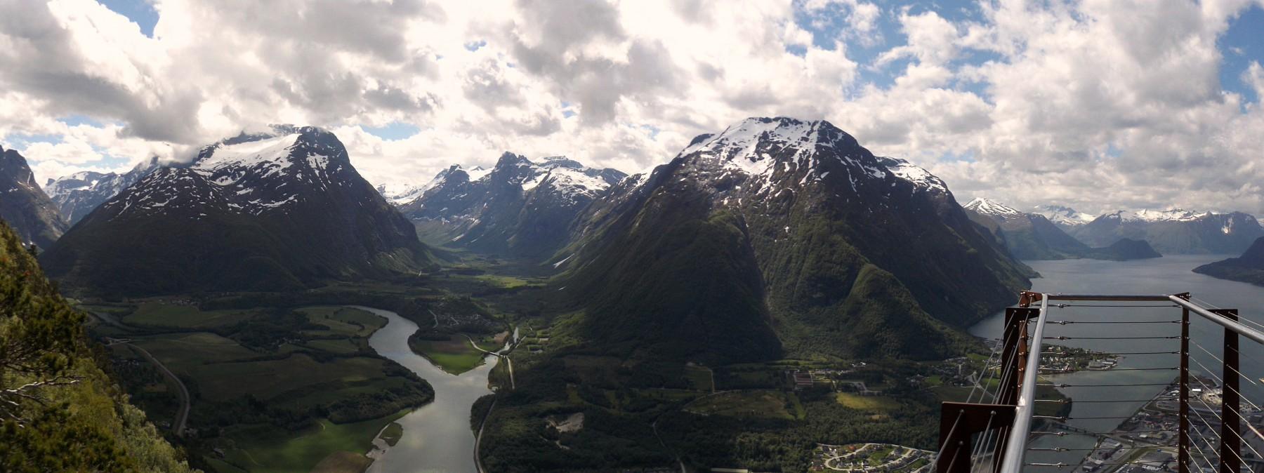Romsdal-lépcső