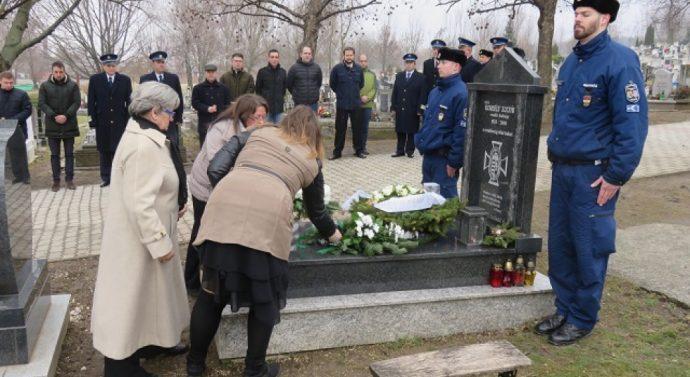 Borbély Zoltánra emlékeztek