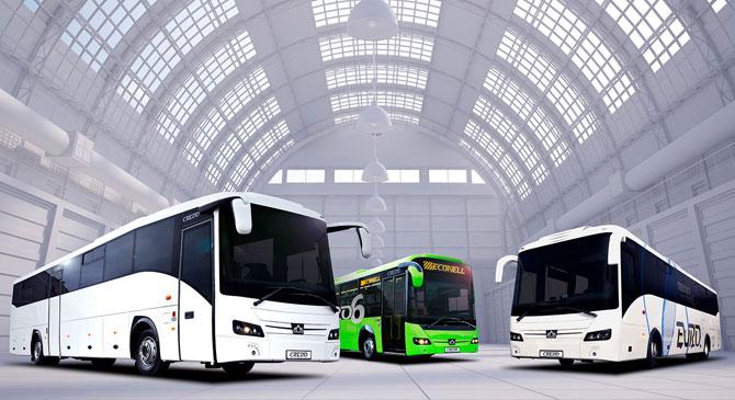 Harminc új távolsági buszt állított forgalomba a KNYKK