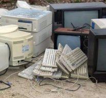 Elektronikai hulladékgyűjtés Piliscséven