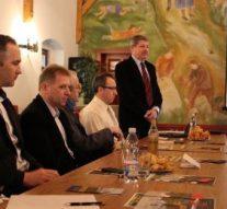 Konferencia a turisztikai együttműködésről