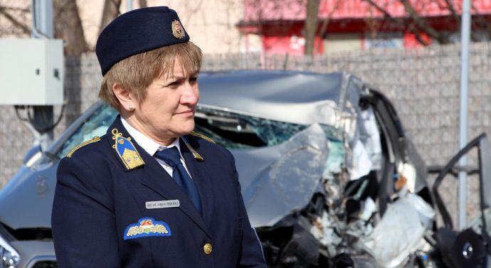 Közlekedésbiztonsági helyzet a megyénkben