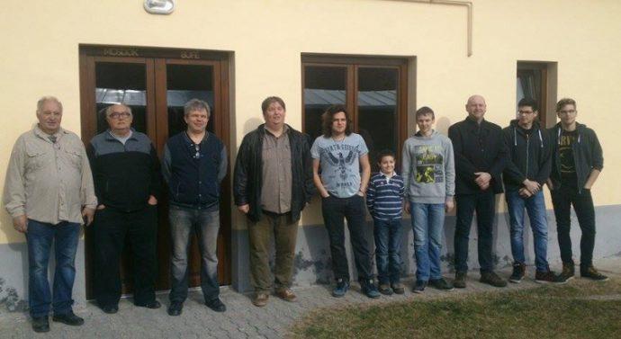 Megyei sakkversenyt nyertek az esztergomiak