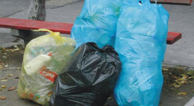 Szelektív hulladékgyűjtés áprilisban is