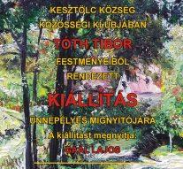 Tóth Tibor: Aranyvesszők