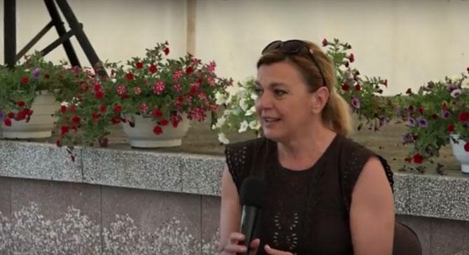 Videó: Borbás Marcsi Leányváron