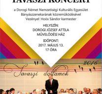 Tavaszi Koncert Dorogon