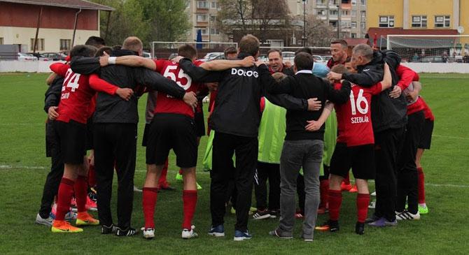 Legjobb 64 közé jutott Dorog a Magyar Kupában