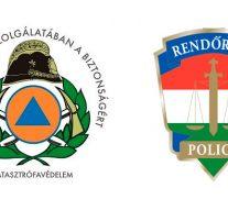 Új tűzoltók és jutalmazott rendőrök megyénkben
