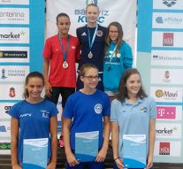 Dorogi sikerek az Országos Úszó Bajnokságon