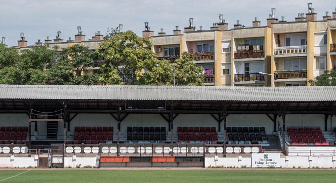 A dorogi stadionról is cikkez az Index